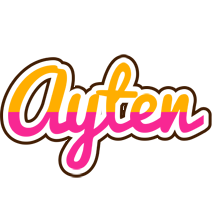 Ayten smoothie logo