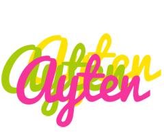 Ayten sweets logo