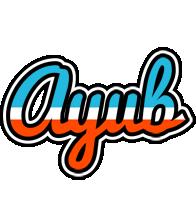 Ayub america logo