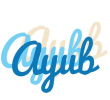 Ayub breeze logo