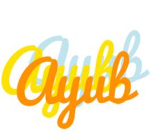Ayub energy logo