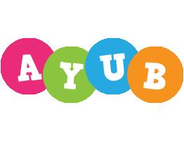 Ayub friends logo