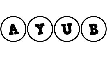 Ayub handy logo