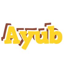 Ayub hotcup logo