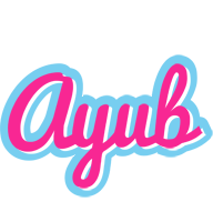 Ayub popstar logo