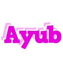 Ayub rumba logo