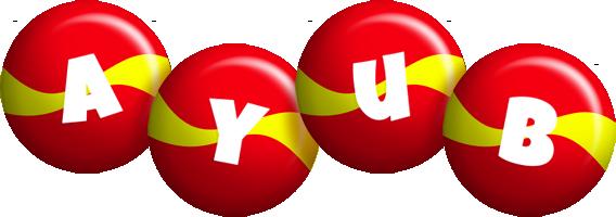 Ayub spain logo