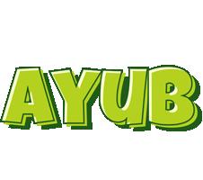 Ayub summer logo