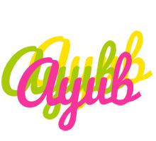 Ayub sweets logo
