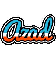 Azad america logo