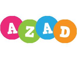 Azad friends logo
