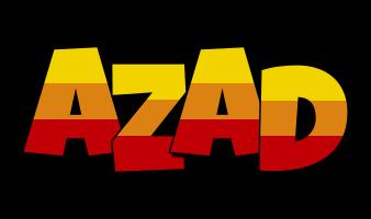 Azad jungle logo