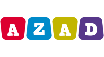 Azad kiddo logo