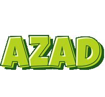 Azad summer logo