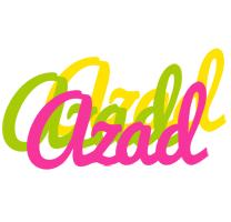 Azad sweets logo