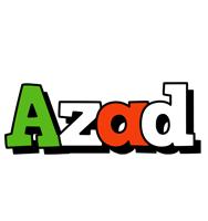 Azad venezia logo