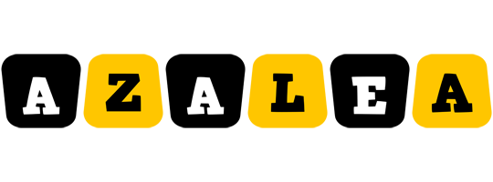 Azalea boots logo