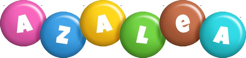 Azalea candy logo