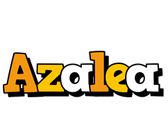 Azalea cartoon logo