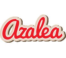 Azalea chocolate logo