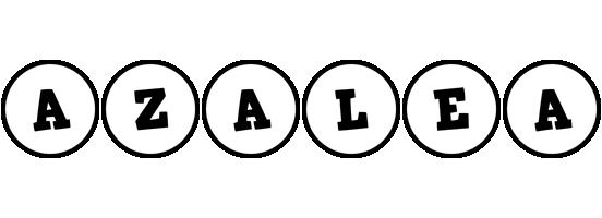 Azalea handy logo