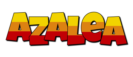Azalea jungle logo