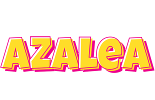 Azalea kaboom logo