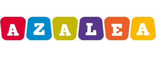 Azalea kiddo logo