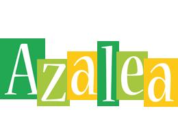 Azalea lemonade logo