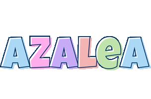 Azalea pastel logo