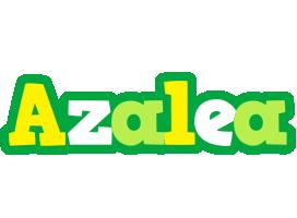 Azalea soccer logo