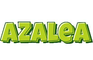 Azalea summer logo
