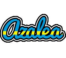 Azalea sweden logo