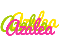 Azalea sweets logo
