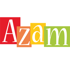 Azam colors logo