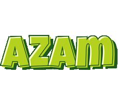 Azam summer logo