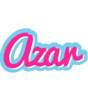 Azar popstar logo