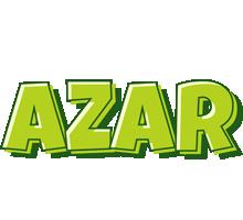 Azar summer logo