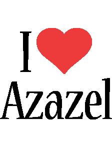 Azazel Logo | Name Logo Generator - I Love, Love Heart, Boots