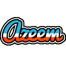Azeem america logo