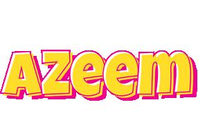 Azeem kaboom logo