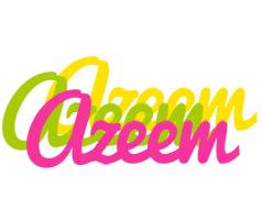 Azeem sweets logo