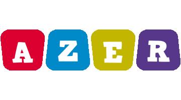 Azer kiddo logo
