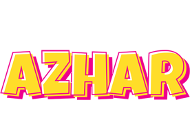 Azhar kaboom logo