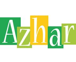Azhar lemonade logo