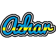 Azhar sweden logo