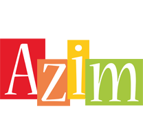 Azim colors logo