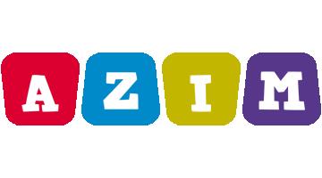 Azim kiddo logo