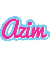 Azim popstar logo
