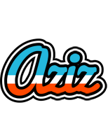 Aziz america logo
